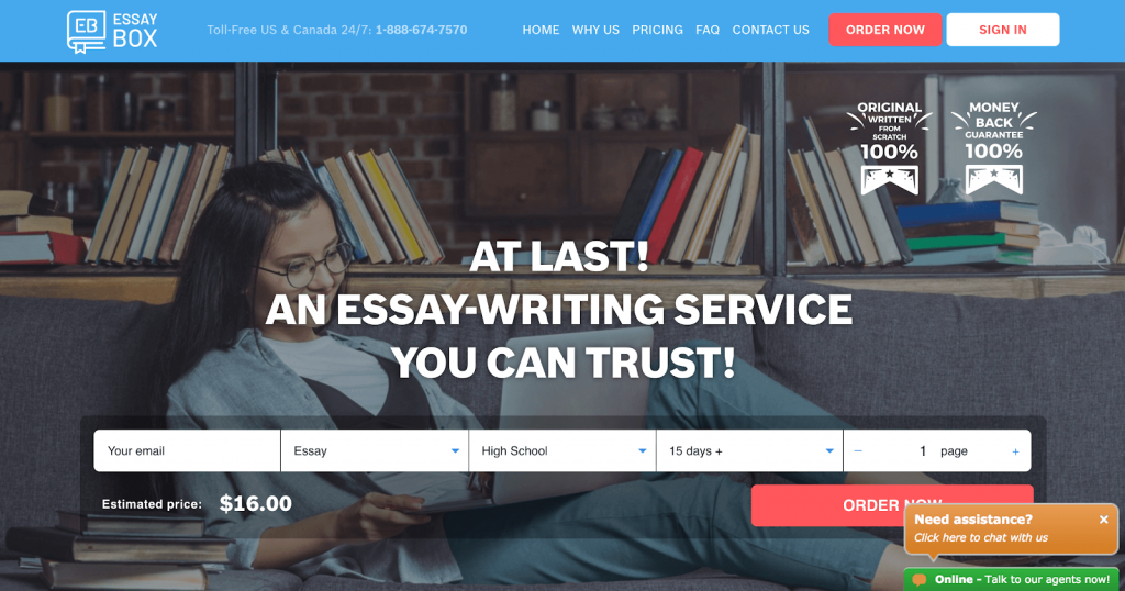 Best essay writing services 2020